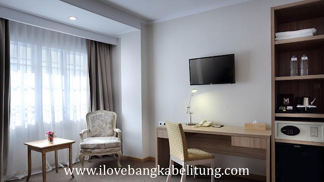 Menumbing Heritage Hotel murah Pangkal Pinang - Bangka Belitung