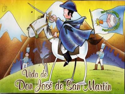 vida del General San Martín