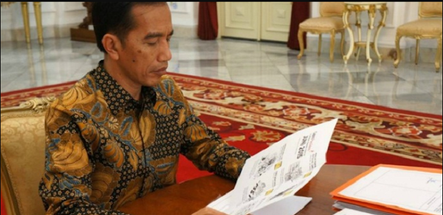 Bola Panas Kasus Habib Rizieq Mengarah ke Jokowi