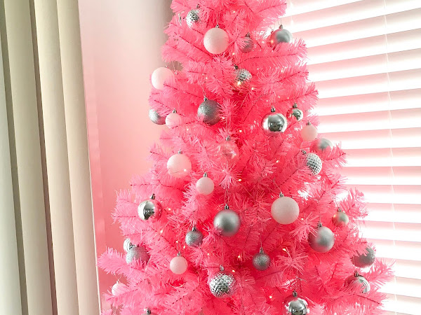 Think Pink... the story of a Christmas tree