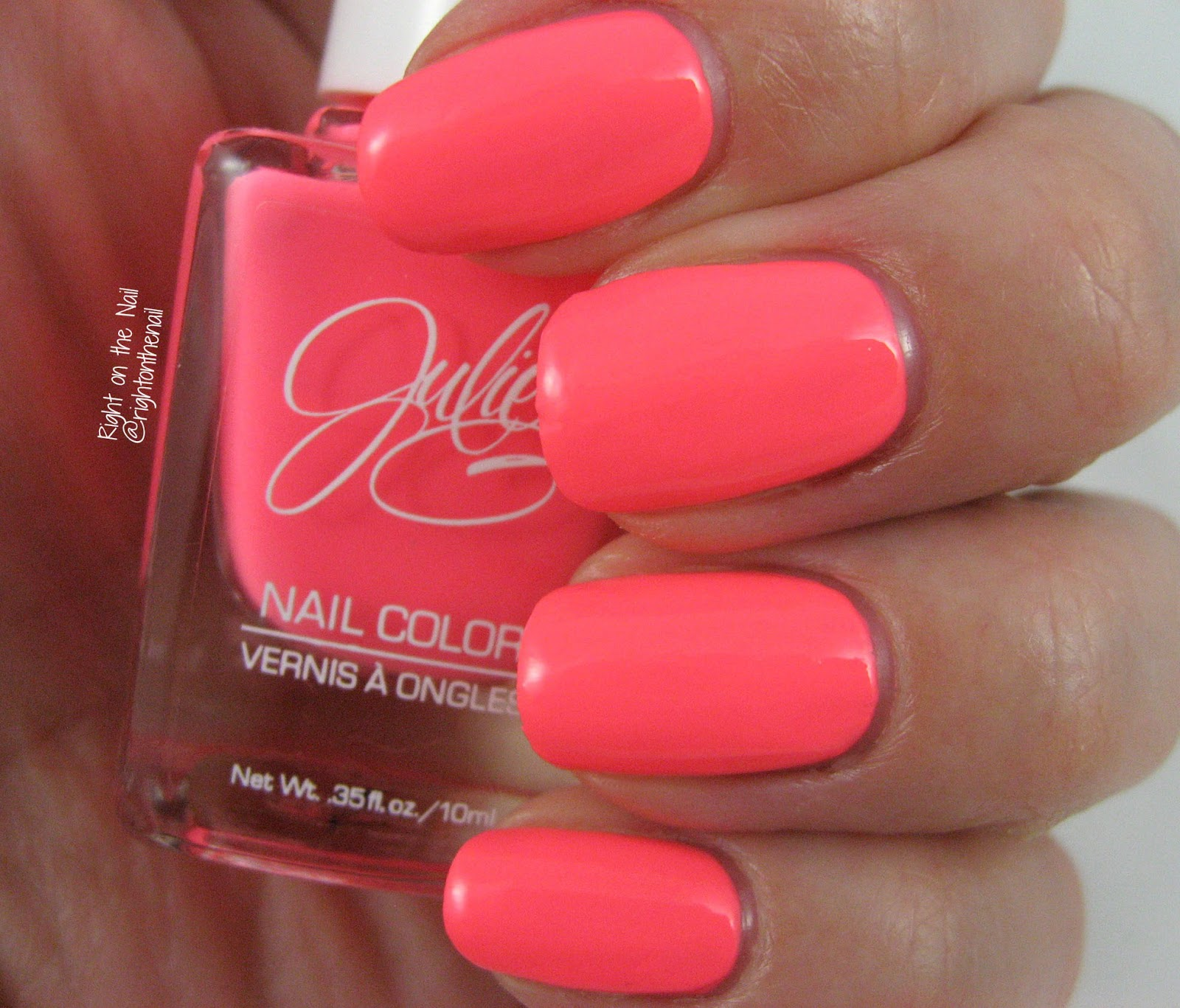Right on the Nail: Jesse\'s Girl Julie G Spring Trio Sets 1 and 2