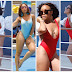10 Sexy pics Thando Thabooty Flaunts Her Booty During The Oh Ship 2017 Cruise!