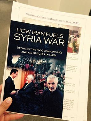 New book illustrates the occupation of Syria by Iran