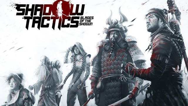 SHADOW TACTICS BLADES OF THE SHOGUN-FLT