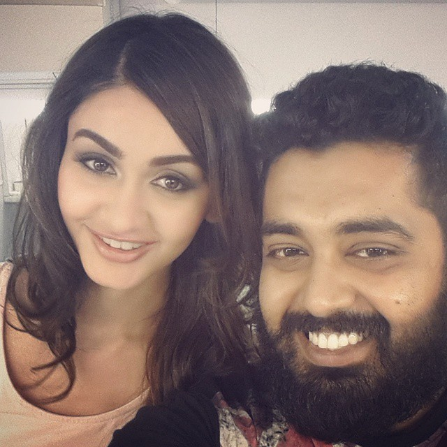 congratulations @aryaaditi on winning miss india & all the best for miss world 😜👑 miss india 2015 , miss india world , aditi arya , beautiful , gorgeous , selfie , fun , shoot , fashion , photoshoot , b ts , mumbai ,, Hot HD Pics of Aditi Arya From Real LIfe