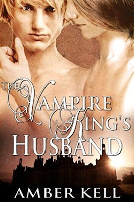 Reseña: The Vampire King's Husband- Amber Kell