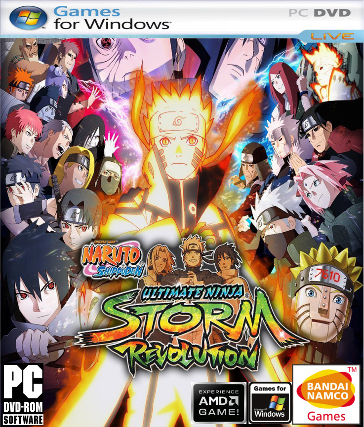 Naruto Shippuden Ultimate Ninja Storm Revolution Pc Download