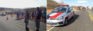 Homem é morto a tiros em rodovia no interior da Paraíba