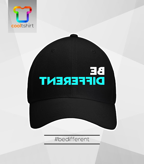 Be different cool limited edition hat