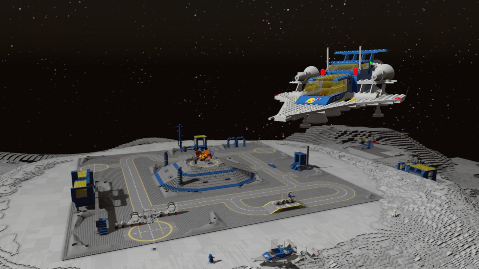 Anunciado expansión espacial para LEGO Worlds y versión de Switch