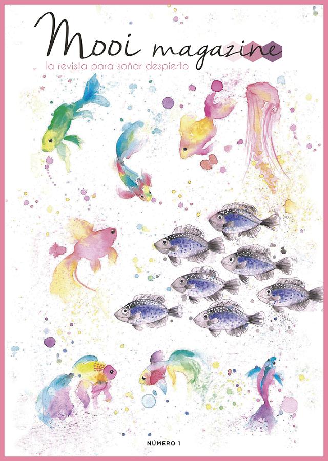 La portada de nuestra primera revista | Con ¡sorteo! de espacio publicitario