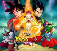 Dragon Ball Z Resurrection of F La Película