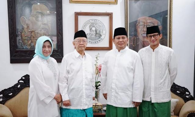 Jokowi atau Prabowo, Ini Pilihan Politik Gus Sholah di Pilpres 2019