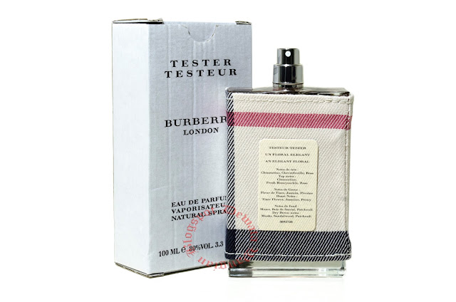 Burberry London for Women Tester Perfume