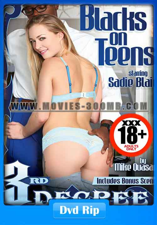[18+] Black On Teens 2016 150MB HEVC DVDRip XxX Poster
