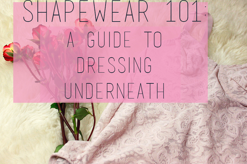a guide to shapewear