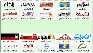 أبرز عناوين الصحف السياسية  الصادرة صباح اليوم.  الثلاثاء 12 أبريل
