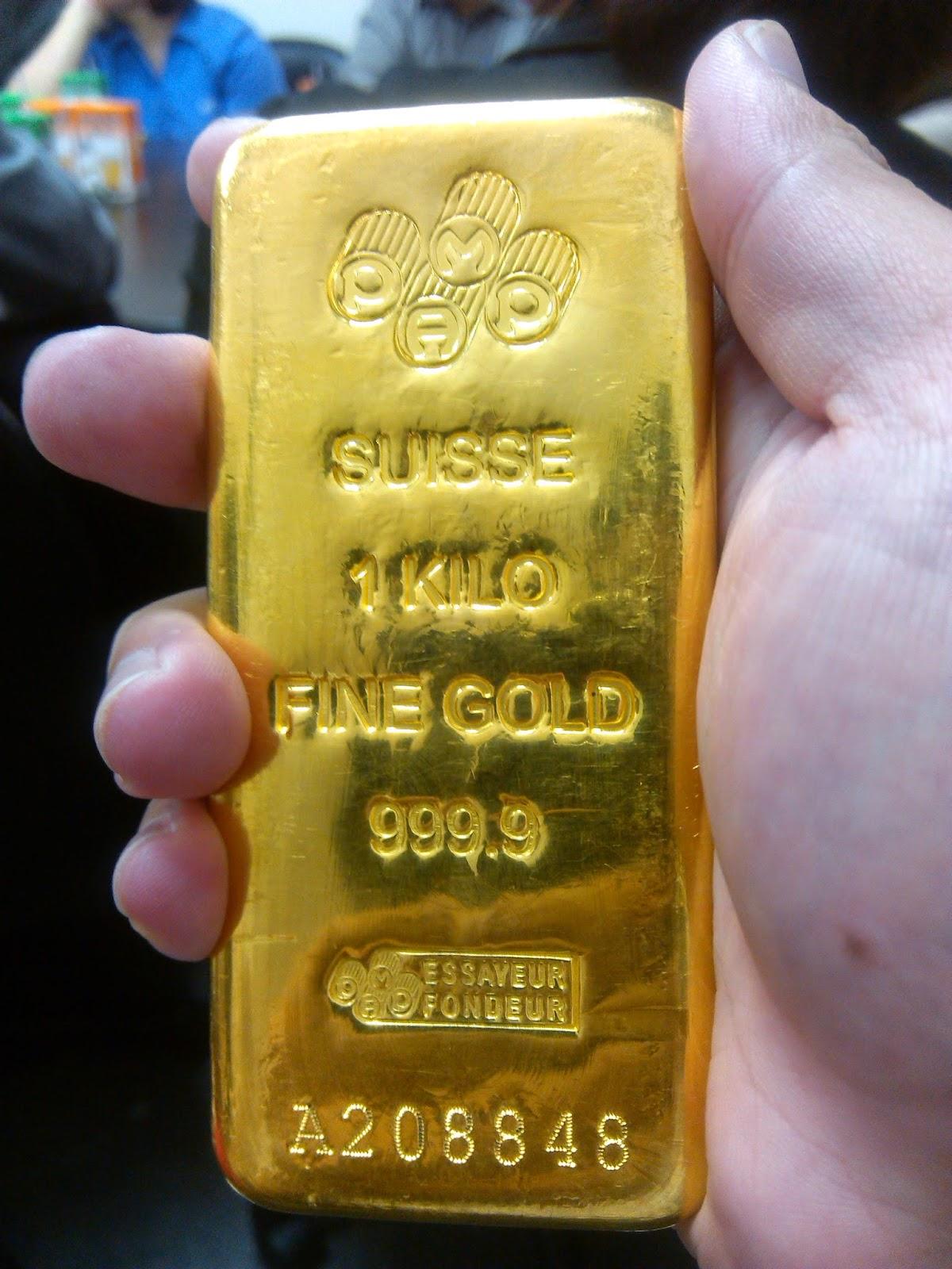 不為人知的暗黑投資界: 兩年後買回的黃金?找人買黃金還能賺錢?
