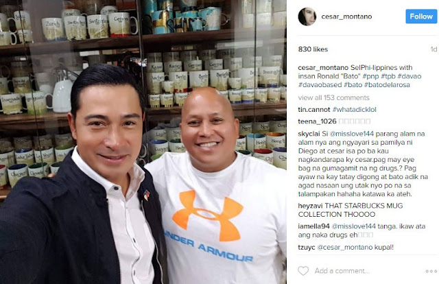 Cesar Montano Draws Fire From Netizens After Diego Loyzaga's Controversial Revelation About Him!