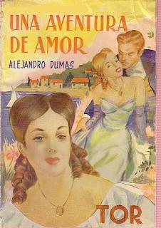 Una Aventura de Amor Alejandro Dumas