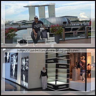singapore, singapura, tempat menarik, uss,