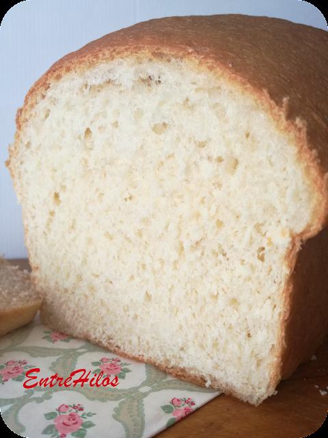 como hacer pan de molde casero