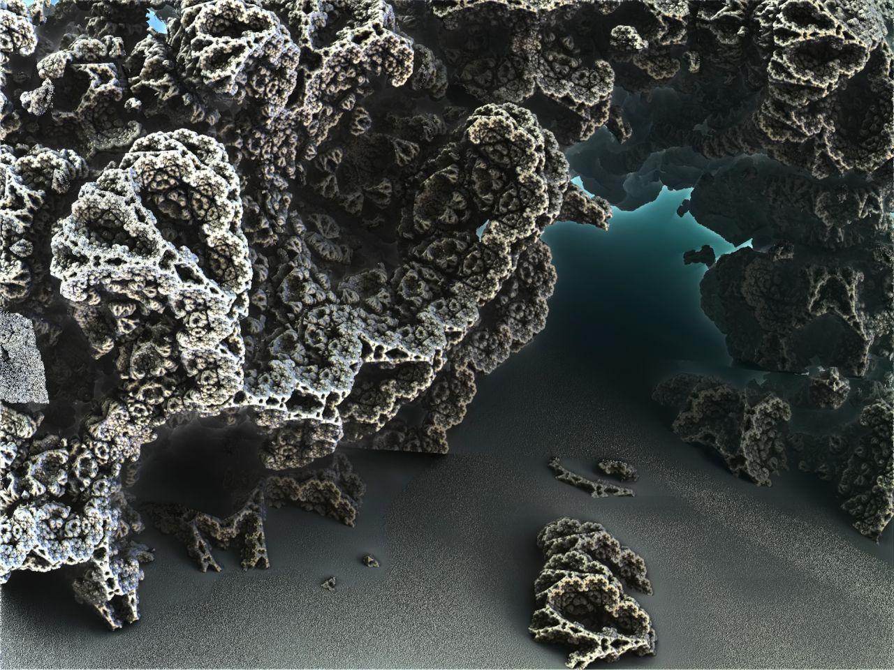 Mulewings: Mandelbulb IFS formulas DEcombinate & Reflectons
