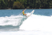 23 Tory Gilkerson Kumul PNG World Longboard Championships foto WSL Tim Hain