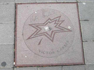 Victor Garber Canada's Walk Of Fame.