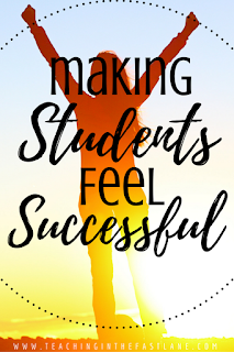Eleven ways to ensure that your students feel successful in the classroom.