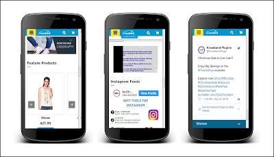 Prestashop Accelerated Mobile Pages Plugin