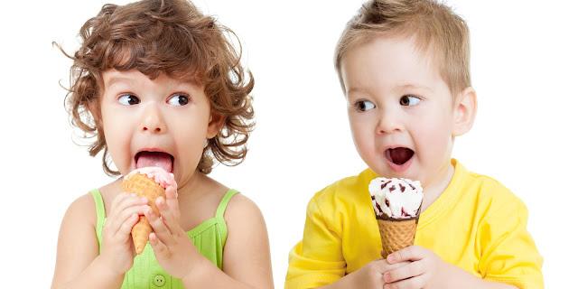 Comer helado como desayuno puede hacernos más inteligentes