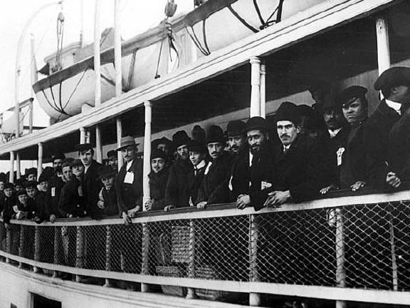 immigrants coming to america - photo #30