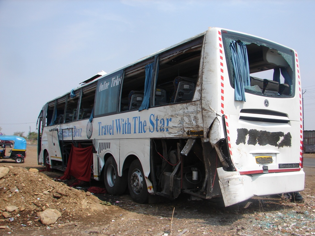 Indian Volvo Bus Accident | www.imgkid.com - The Image Kid ...