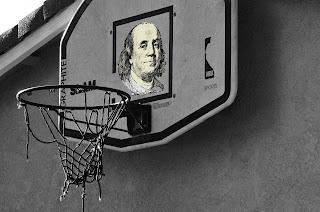 Benjamin Basketball Hoop