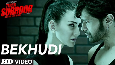 BEKHUDI TERAA SURROOR Himesh Reshammiya New Movie Songs 2016 Farah Karimaee