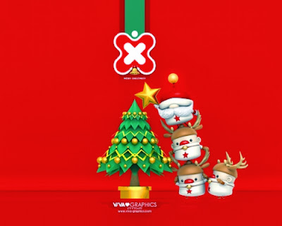 New Year and Christmas Wallpapers