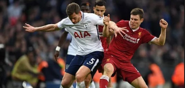 Prediksi Skor Tottenham vs Liverpool 15 September 2018