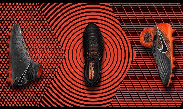 Nike presentó su nuevo pack de botines Fast AF