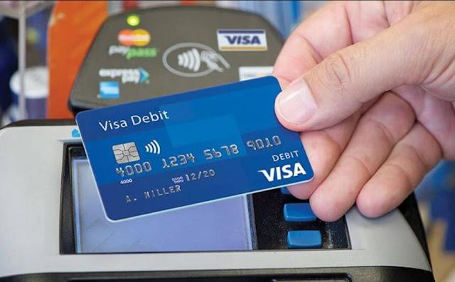 احصل على بطاقة فيزا وهمية مشحونة برصيد