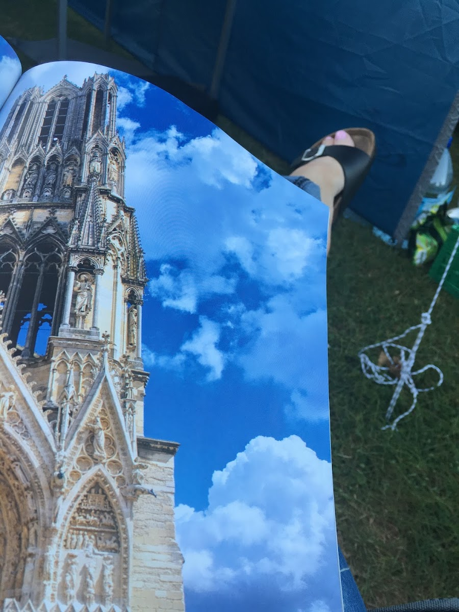 France camping Guignicourt travel road trip Reims Champagne Priceless Life of Mine