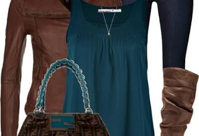 Conjuntos de moda Otoño Invierno
