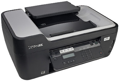 printer surgery business office of the impress to hold upwardly the best Lexmark Interpret S408 Driver Download