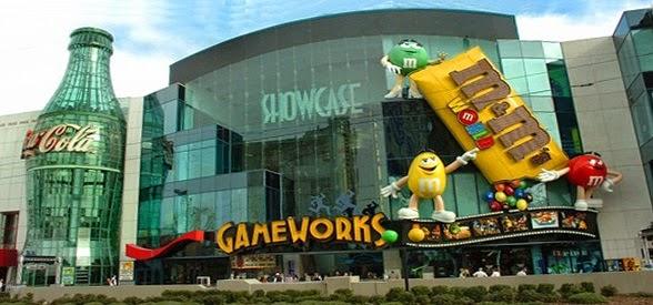 Showcase Mall em Las Vegas