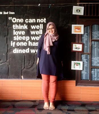 Model Baju Muslim Untuk Orang Gemuk Santai