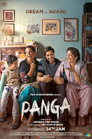 Panga (2020) Full Movie Hindi 720p HDRip ESubs Download