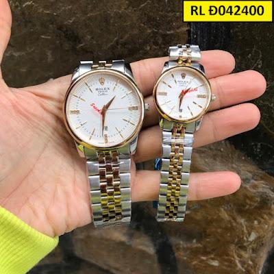 Đồng hồ đeo tay Rado Đ042400 sợi dây kết nối tình yêu của hai người