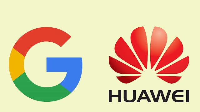 تضرر هواتف هواوي بعد الحظر من قبل شركة جوجل