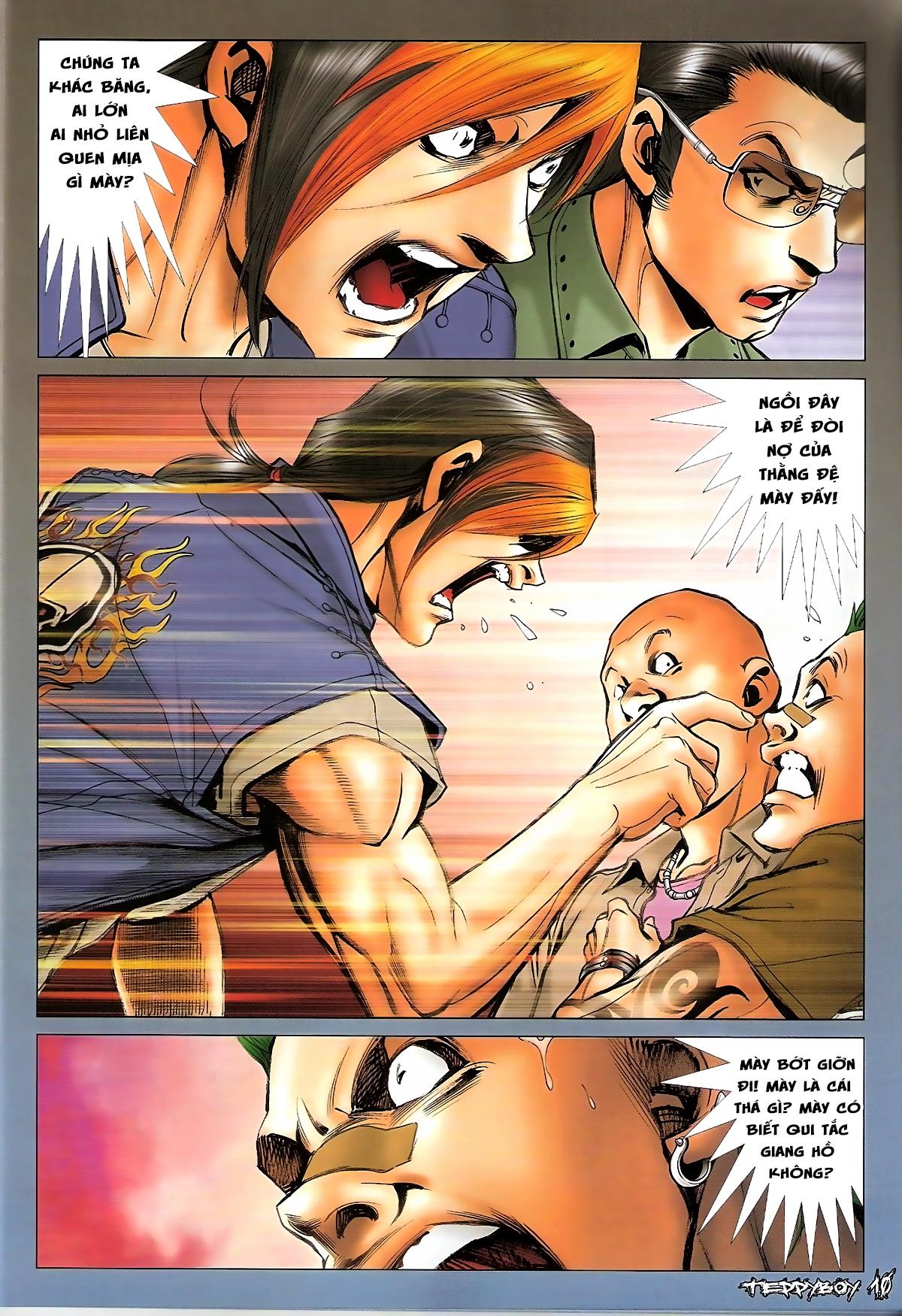 Người Trong Giang Hồ - Chapter 1320: Con trai Y Kiện - Pic 8