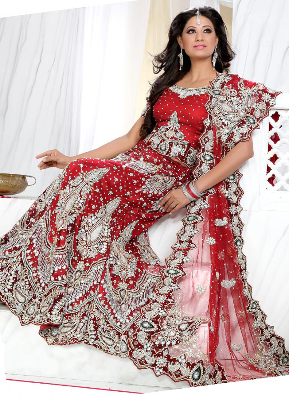 Punjabi Wedding Lehenga